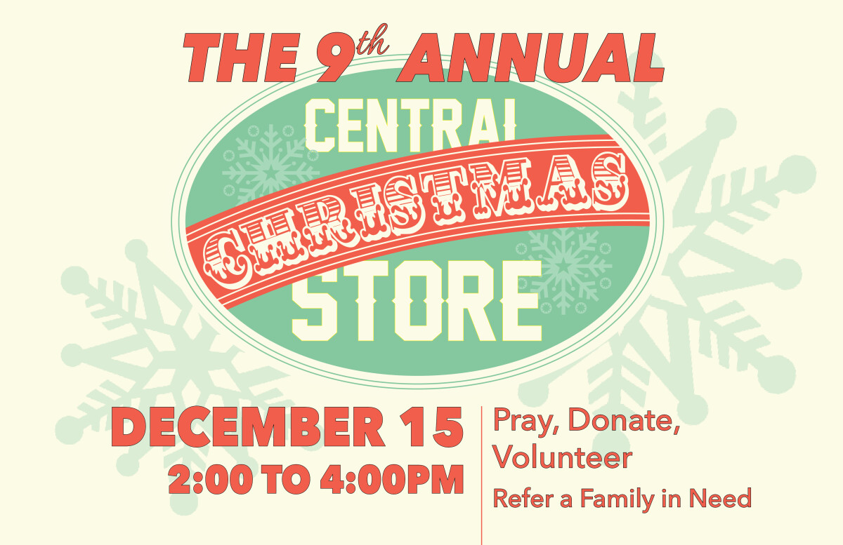 8th Annual Christmas Store