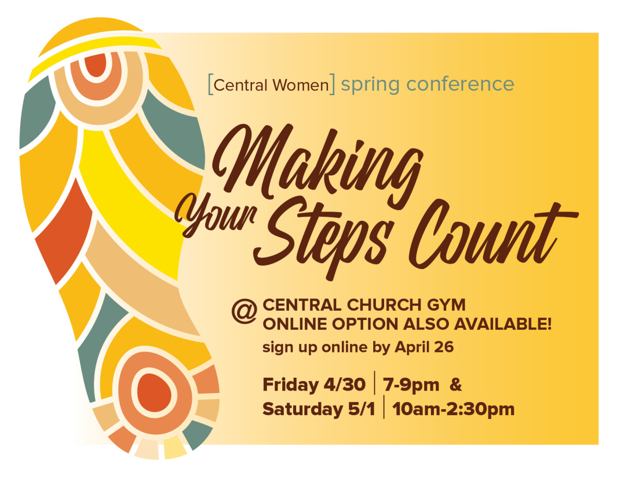 Central Women Spring Conference