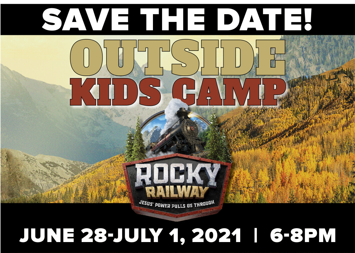Outdoor Kids Camp