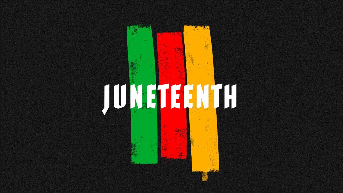 Juneteenth Serving Opportunity